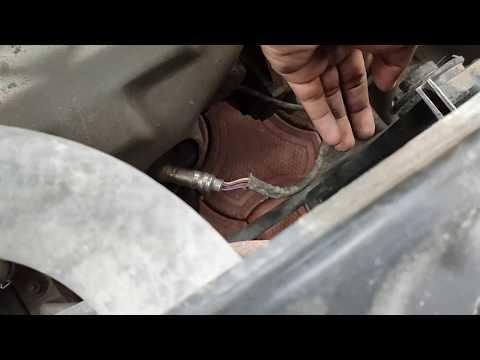 Chevrolet Optra Check Engine Lights On  P0135 O2 Sensor Heater Circuit Bank 1