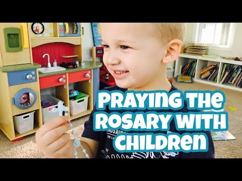 THE ROSARY WITH CHILDREN