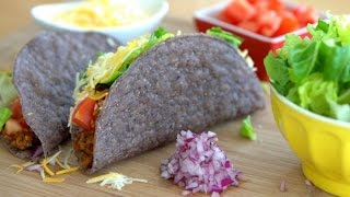 Homemade Taco Seasoning Recipe + Ground Beef Tacos