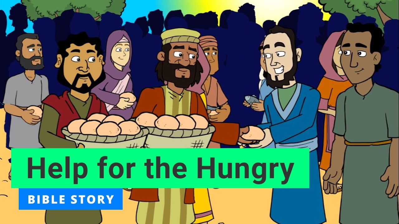 """Primary Year C Quarter 3 Episode 3 """"Help for the Hungry"""""""