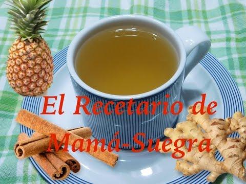 como+preparar+la+cascara+de+piña+con+canela+y+jengibre