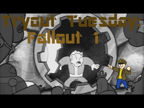 """Tryout Tuesday: FALLOUT 1 """"Ball-Stabber"""""""