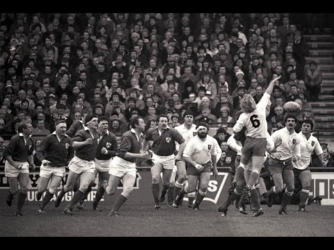 5 of The Best Five Nations Tries: 1980-1984