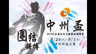 Publication Date: 2019-08-29 | Video Title: 20190829  中州盃  高女甲組   協恩中學 vs