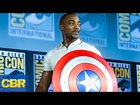 10 Things We Want To See From Sam Wilson's Captain America