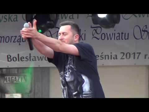 NORBI - Wiem, że Ciebie chcę (w tę noc) LIVE 2017 Bolesławowo dożynki Skarszewy HD