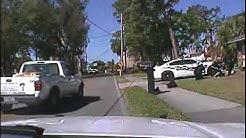 Tarpon Springs PD dashcam video