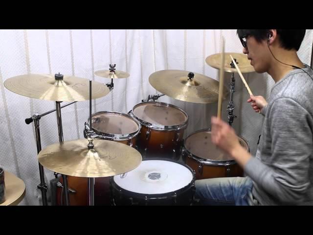 [고니드럼] Nate Morton(The Voice) Inspired drumLick - 네이트 모튼(더 보이스) 릭