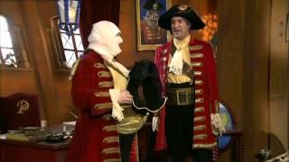 Kijk Piet Piraat Berend kapitein filmpje
