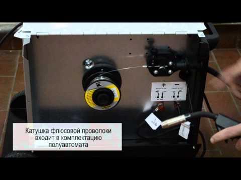 Полуавтоматическая сварка без газа HOT MIG-1