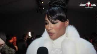 Cynthia Bailey from The Real Housewives of Atlanta and I talk hair & fashion