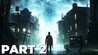 THE SINKING CITY Walkthrough Gameplay Part 2 - CLUES (FULL GAME)