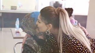 Sebnem Tovuzlu Bilgeh Qocalar ve eliller evində xeyriyə konserti teşkil edib