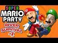 Super Mario Party River Survival Part 4 - Funhaus Gameplay