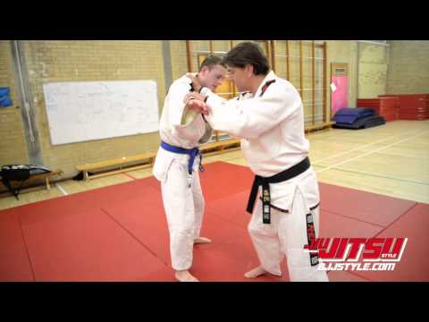 Judo with Ray Stevens: Tai Otoshi