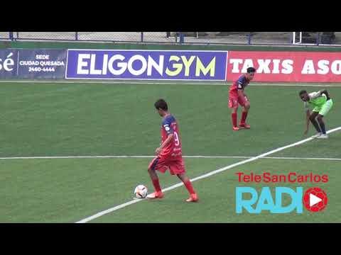 San Carlos U-15 2-2 Limón FC U-1