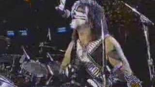 KISS - I Wanna Rock N Roll All Night - 1996