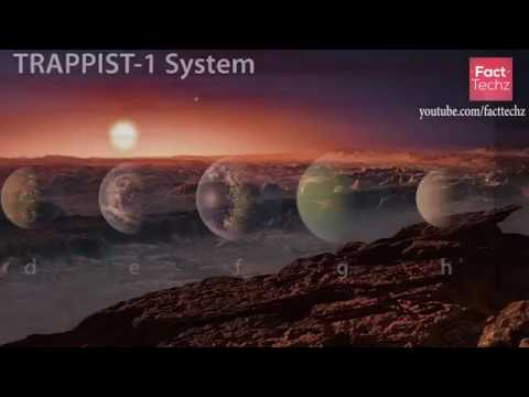 NASA HAS DISCOVER A NEW EARTH LIKE PLANET(2017)