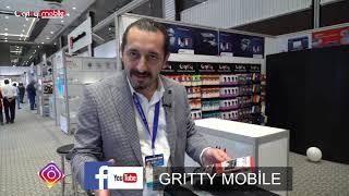 Promosyon tanitim roportaj fuar gritty mobile