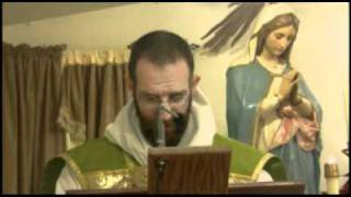 Jan 18 - Homily - Fr Johannes: The Wedding Feast at Cana