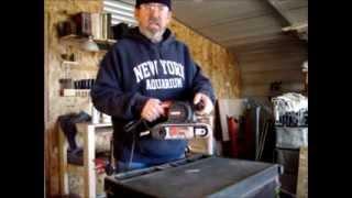 My Belt Sander Platform