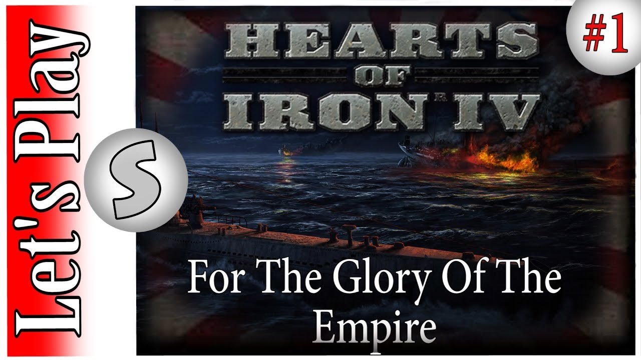 Hearts of iron 4---(HOI4)---For The Glory Of The Empire (Japan) #1---  Rising Sun!