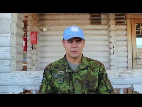 Soldiers of Peace – Estonia, Finland and Ireland in UNIFIL