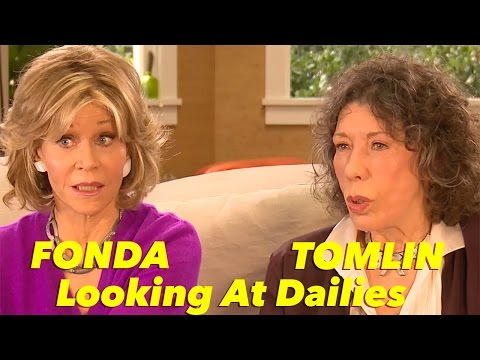 Emmywatch Clip: Lily Tomlin & Jane Fonda Discuss Looking At Their Work