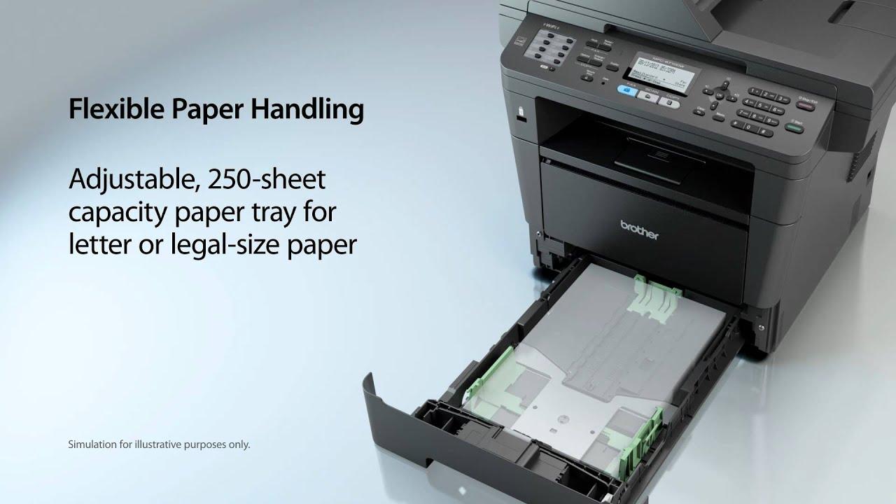 Brother Printer   MFC-8710DW