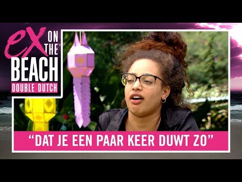 CHANNAH: 'Ik zou hem wel ergens INSTEKEN!' | Ex on the Beach: Double Dutch - Compilaties