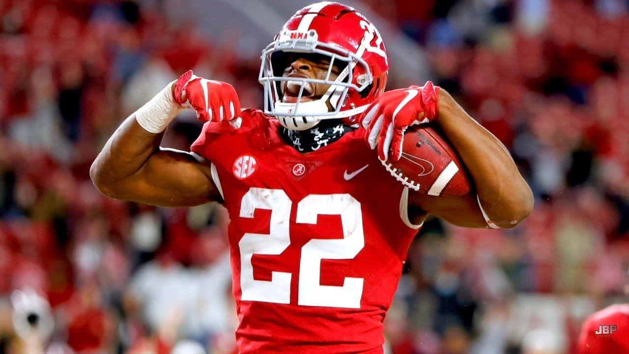 Best RB in College Football 🐘 || Alabama RB Najee Harris 2020 Highlights  ᴴᴰ - YouTube
