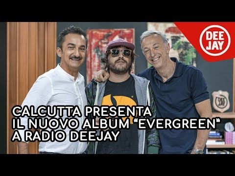 Calcutta a Radio Deejay: l'intervista completa