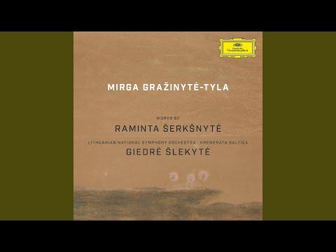 Šerkšnytė: Songs Of Sunset And Dawn. Cantata-Oratorio - 2. Night