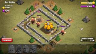 Clash of clans episode 13 and a bit of a horror game