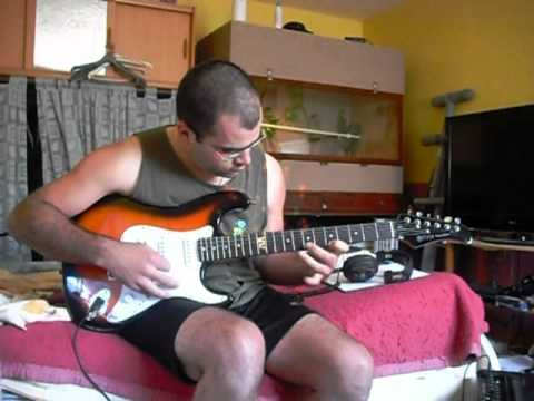 la vie est belle guitar cover aqme