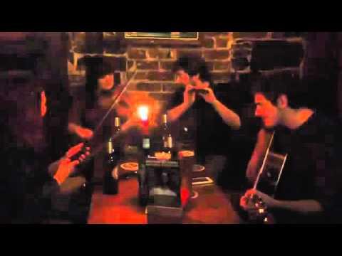 Traditional Irish music at Dolan's pub, Limerick