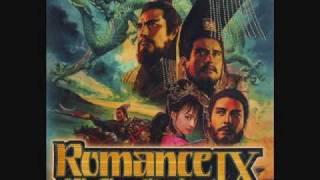Romance of The Three Kingdoms IX OST - Fall - Small Force
