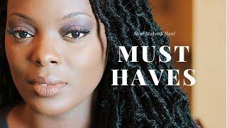 Mini Makeup Haul(Drugstore/Amazon) & Must Haves