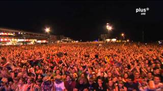 MANDO DIAO - Dance With Somebody @ Rock Am Ring 2011 [HD]