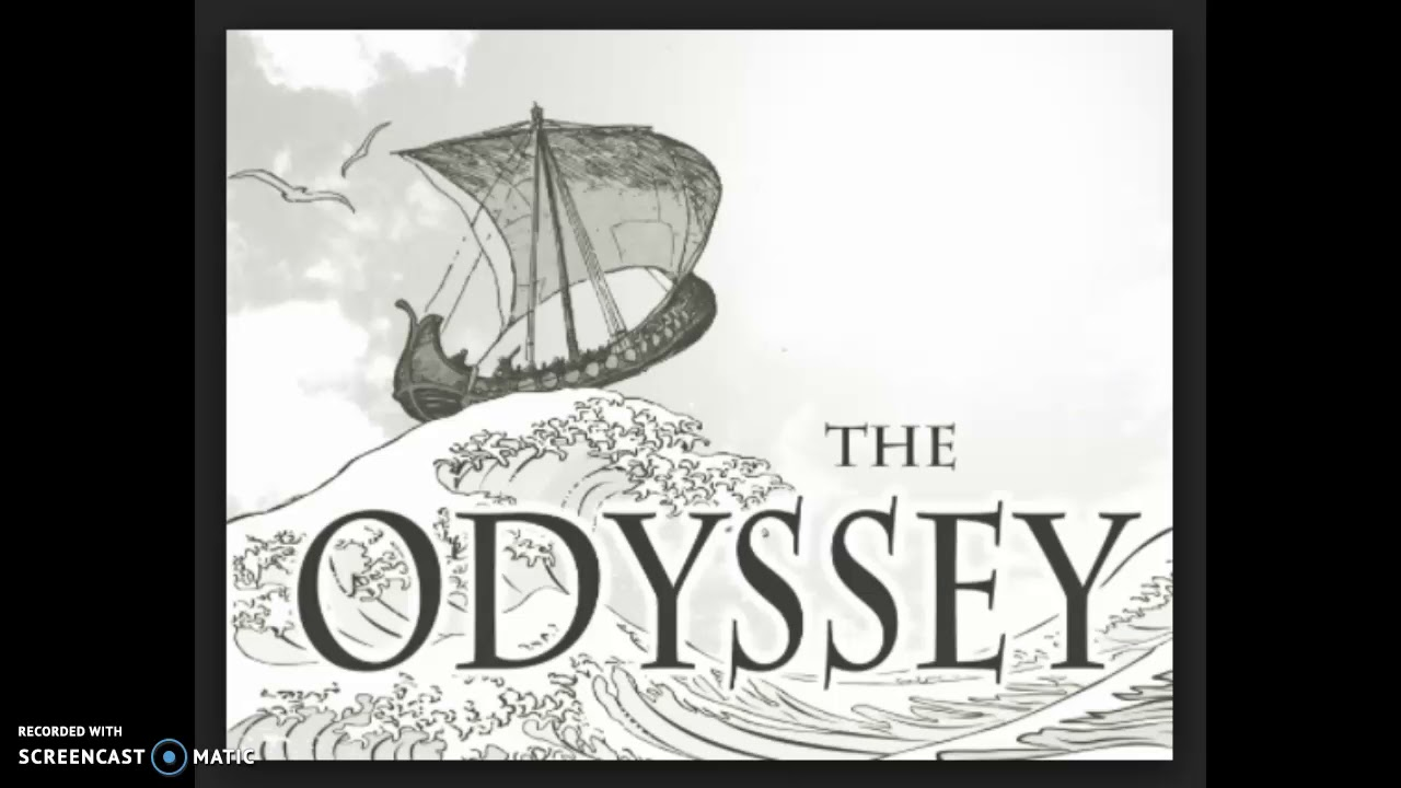 The Odyssey Circe And Helios