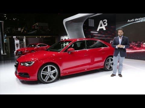 Nuevo Audi A3 Sedan Salón de Barcelona 2013 - Autobild.es
