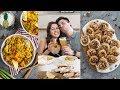 Our Vegan Valentine's Date Night Dinner + Recipes!