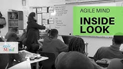 NEW - Agile Mind in the Classroom: Modeling Success in 9th Grade Algebra