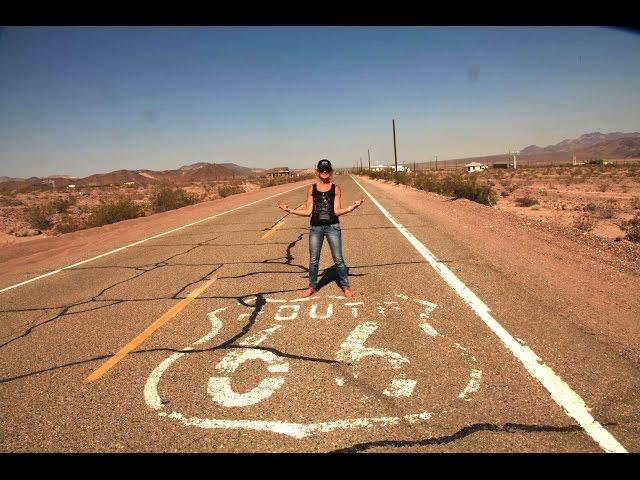 Route 66 - Pagrindinė Amerikos gatvė - Silvija Travel Tips