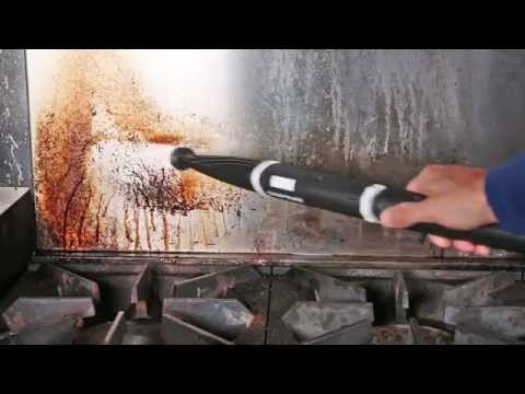 How To Clean A Commercial Kitchen With A Steam Cleaner