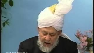 Urdu Tarjamatul Quran Class #119, Surah Hud v. 46-61, Islam Ahmadiyyat
