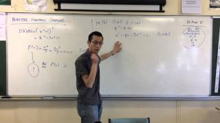 Primitive Functions (4 of 4: Applications of Anti-Differentiation)