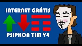 COMO TER INTERNET TOTALMENTE GRÁTIS NA TIM SEM CREDITOS 2017