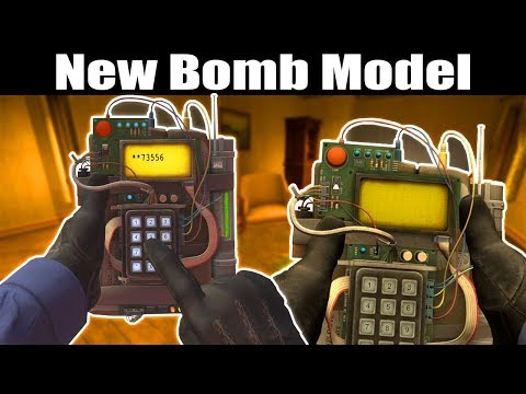 *UPDATED* How To Get The New Bomb Model ~CSGO~