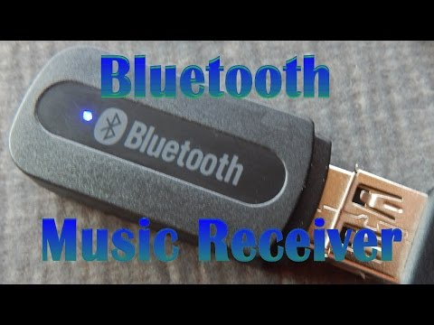 Review - Cheap Simple eBay Bluetooth Audio Receiver